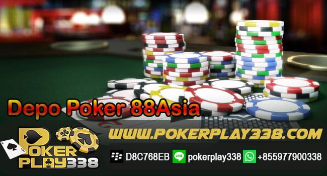 Deposit Poker88Asia