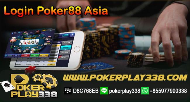Login Poker88
