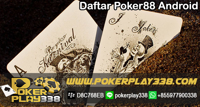 Daftar-Poker88-Android