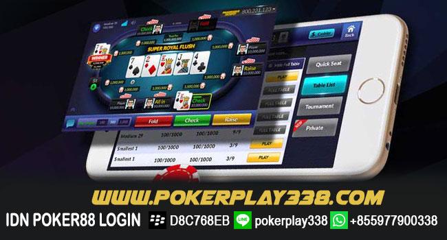 idn-poker88-login